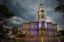 Argentina Municipalidad_de_Campana