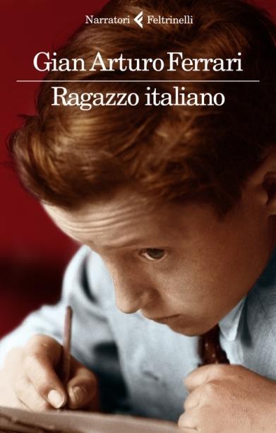 Ferrari ragazzo italiano