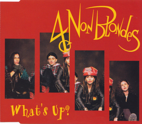 What's up, 4 non Blondes – Il mestiere di leggere. Blog di Pina Bertoli