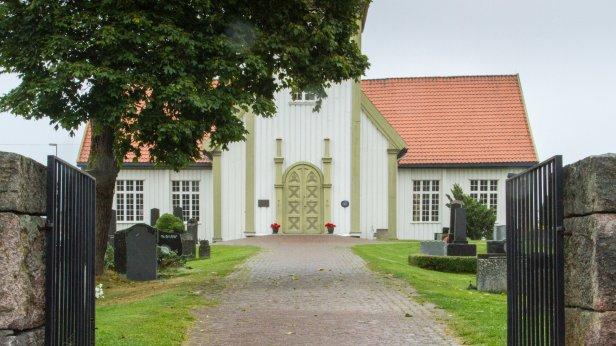 Kongsvinger church