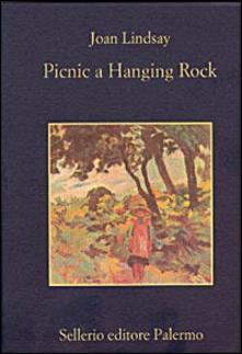 Lindsay hanging rock