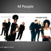 M People, la dance anni Novanta