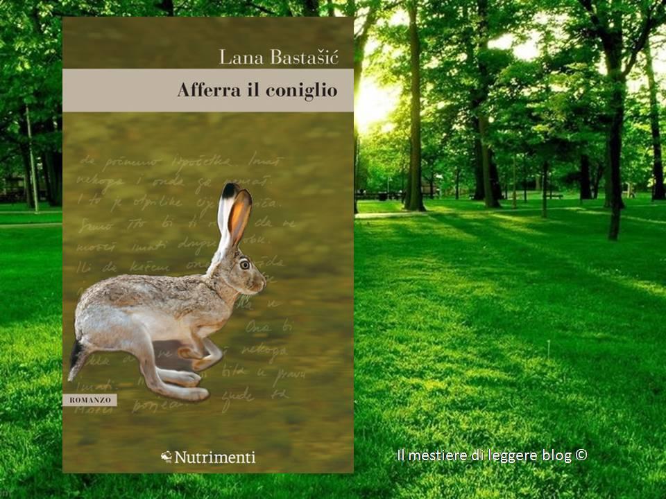Bastasic afferra il coniglio logo