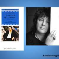Flash autore - Carol Ann Duffy, La moglie del mondo