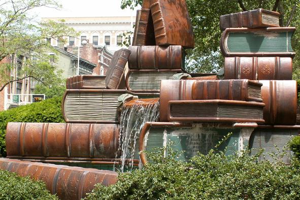 Fontana Cincinnati-Book-Library@CBHL