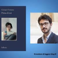 Flash autore - Giorgio Fontana