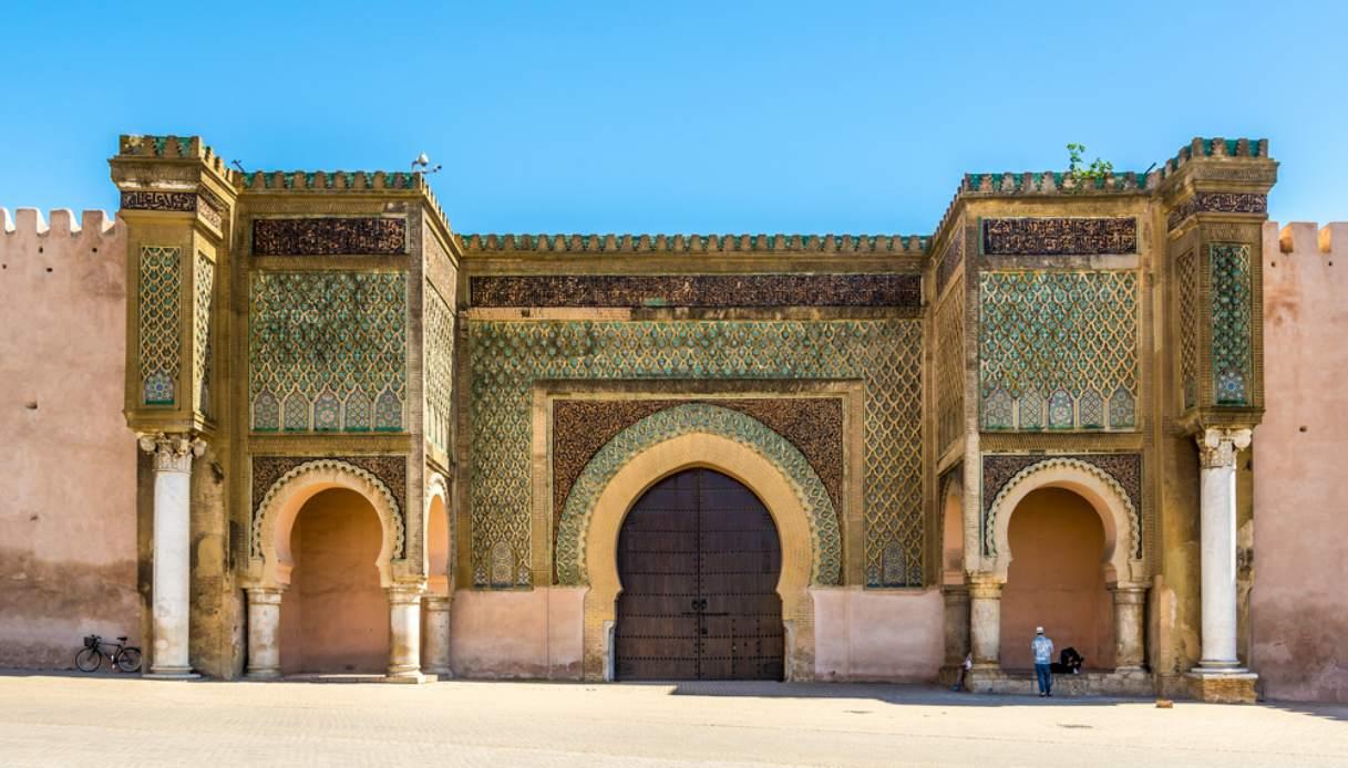 Marocco el-hedim-meknes