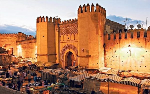 Marocco fez-medina