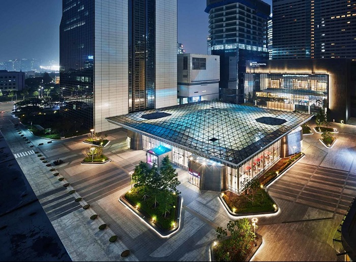 Starfield Seoul esterno
