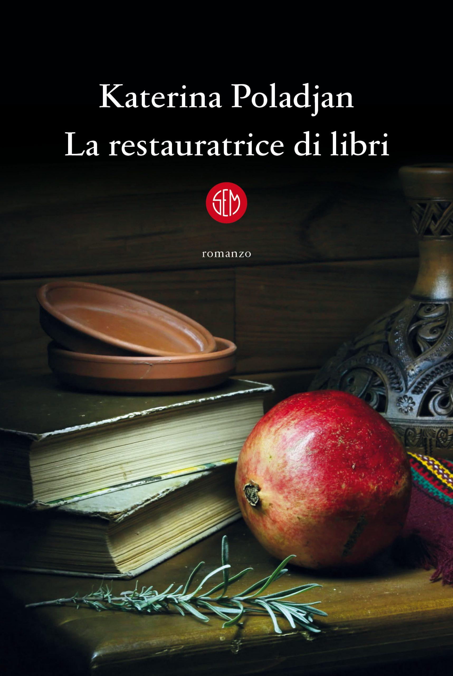 Poladjan Restauratrice di libri