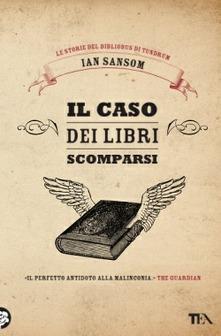 Sansom il caso dei libri scomparsi