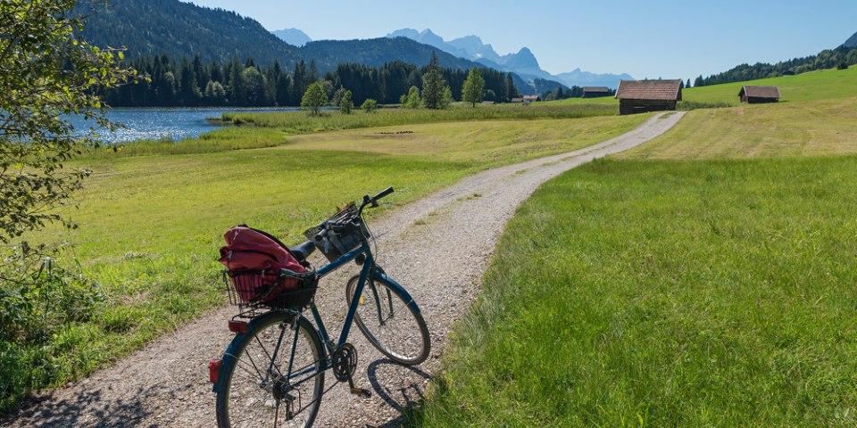 Altes land bici