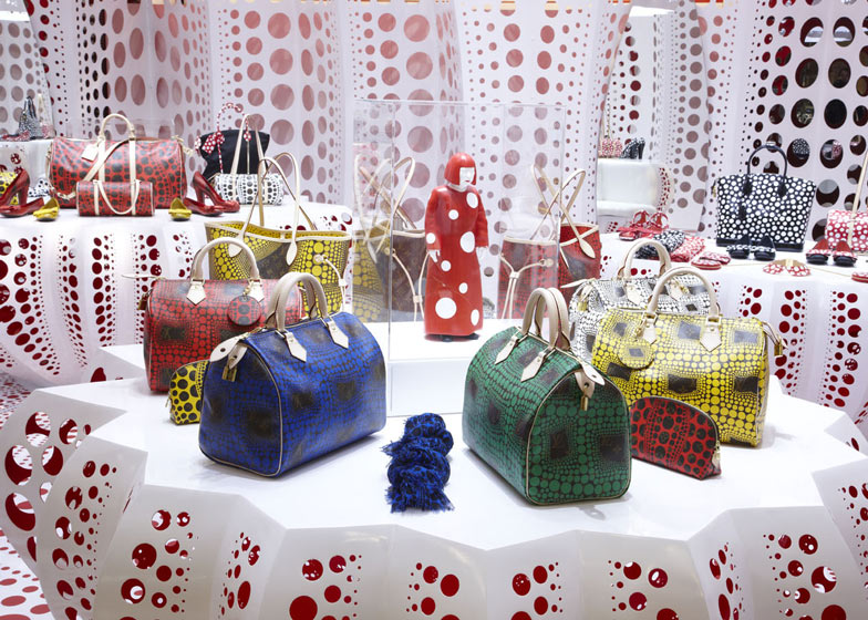 Kusama Louis-Vuitton-and-Kusama-concept-store-at-Selfridges