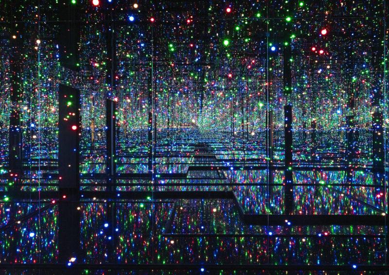 Kusama tate-modern-Kusama-Infinity-Room