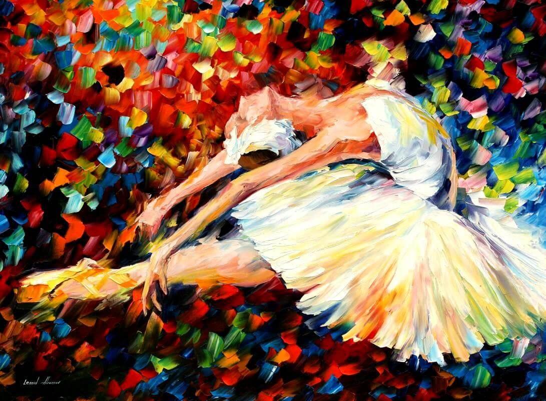 afremov-dancer