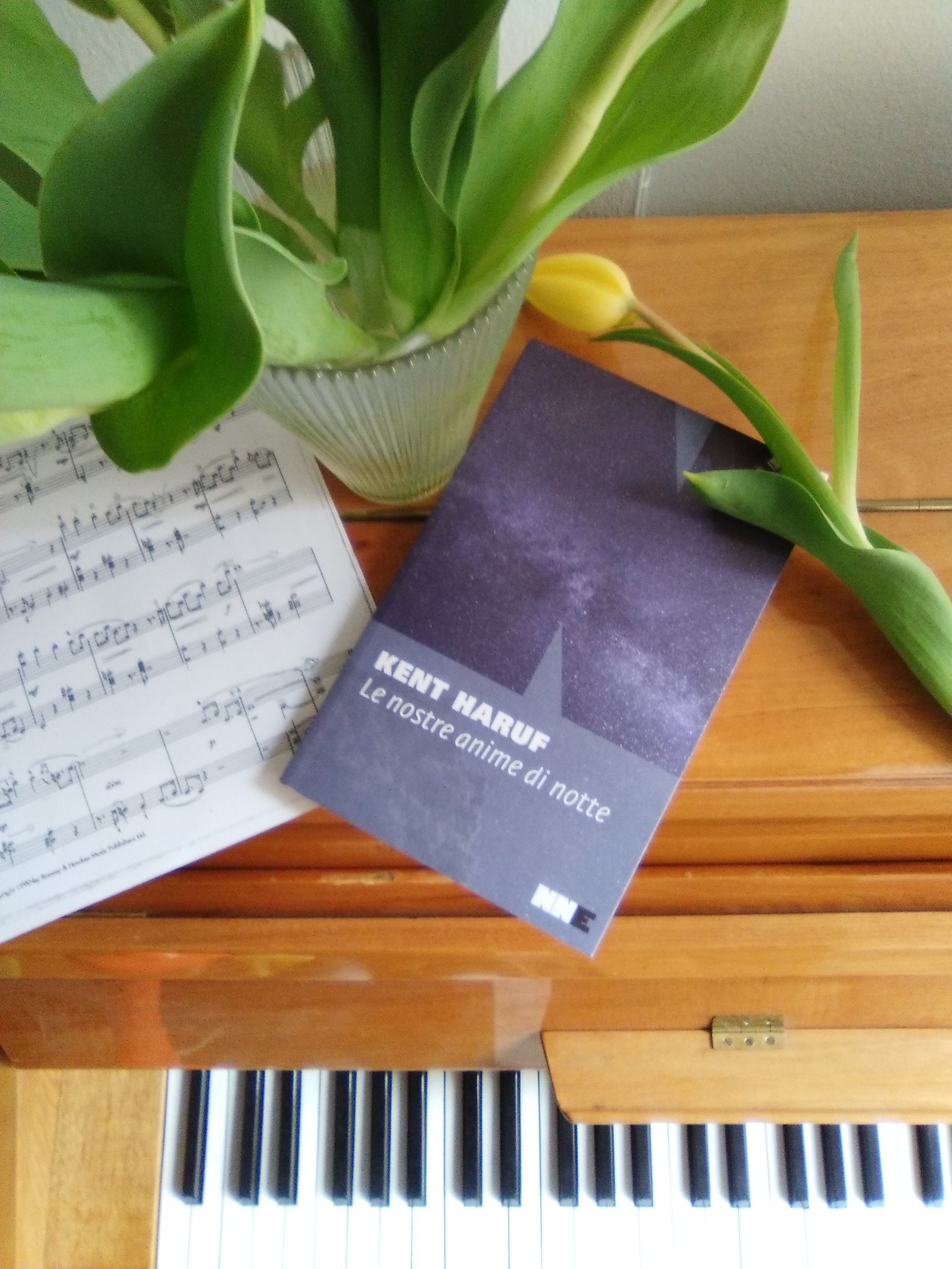 Haruf piano