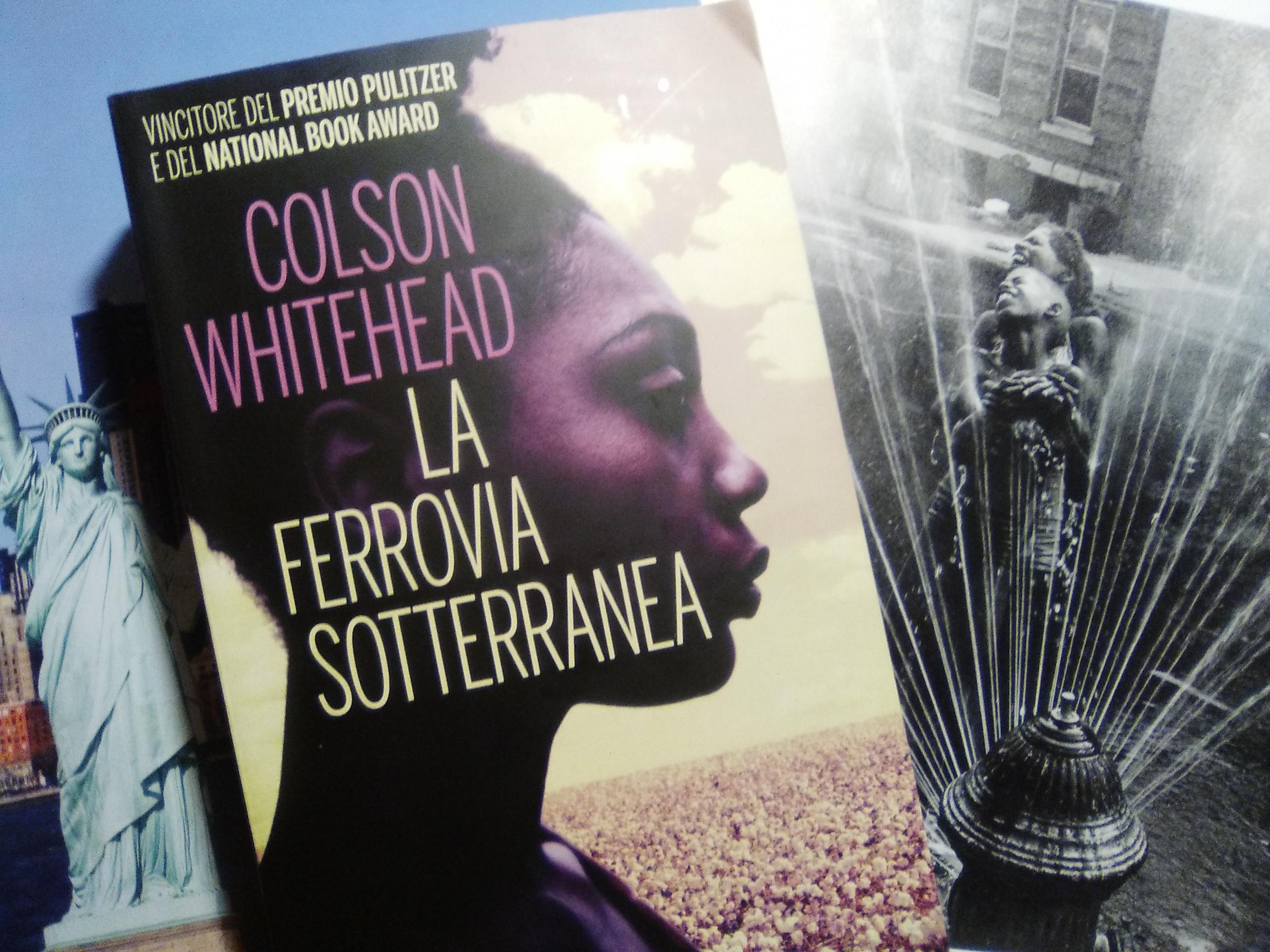 Whitehead copertina