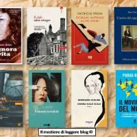 7 romanzi più un saggio da leggere a maggio