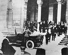 Sarajevo Archduke_Franz_Ferdinand June_1914