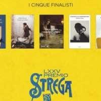 Premio Strega 2021:la cinquina dei libri finalisti